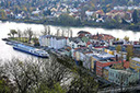 Picture of Passau on the AMA Waterways Danube river cruise